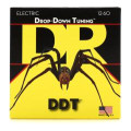 DR Strings DDT-12 Drop-Down Tuning Nickel Plated Steel Extra-Extra Heavy Electric Guitar Strings