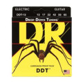 DR Strings DDT-13 Drop-Down Tuning Nickel Plated Steel Mega Heavy Electric Guitar Strings