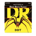 DR Strings DDT-45 Drop-Down Tuning Nickel Plated Steel Medium Bass Strings