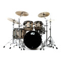 DW Collector's Series Exotic Maple/Mahogany Shell Pack - 5-pc - Dragonwood Collector's Series Exotic Maple/Mahogany Shell Pack - 5-pc - Dragonwood