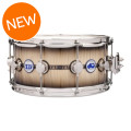 DW Collector's Exotic 45th Anniversary Snare Drum - StradivariusCollector's Exotic 45th Anniversary Snare Drum - Stradivarius