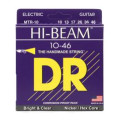 DR Strings MTR-10 Hi-Beam Nickel Plated Medium Electric Strings