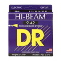 DR Strings LTR-9 Hi-Beam Nickel Plated Lite Electric Strings