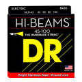 DR Strings MLR-45 Hi-Beam Stainless Steel Medim Light Bass Strings
