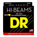 DR Strings MR5-130 Hi-Beam Stainless Steel Medium 5-String Bass Strings