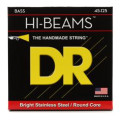 DR Strings MR5-45 Hi-Beam Stainless Steel Medium 5-String Bass StringsMR5-45 Hi-Beam Stainless Steel Medium 5-String Bass Strings