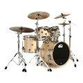 DW Collector's Series Satin Oil 4-piece Shell pack - NaturalCollector's Series Satin Oil 4-piece Shell pack - Natural