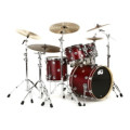 DW Collector's Series Satin Oil 4 Piece Shell Pack - Cherry