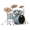 DW Collector's Series FinishPly Shell Pack - 4-pc - Pale Blue OysterCollector's Series FinishPly Shell Pack - 4-pc - Pale Blue Oyster