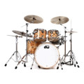 DW Collector's Series Jazz Exotic Shell Pack - 4-pc - Natural Mapa BurlCollector's Series Jazz Exotic Shell Pack - 4-pc - Natural Mapa Burl
