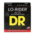 DR Strings MH5-45 Lo-Rider Stainless Steel Hex Core Medium 5-String Bass StringsMH5-45 Lo-Rider Stainless Steel Hex Core Medium 5-String Bass Strings