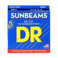 DR Strings NMR5-45 Sunbeams Nickel Plated Medium 5-String Bass Strings