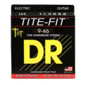 DR Strings LH-9 Tite-Fit Compression Wound Lite Heavy Electric Guitar StringsLH-9 Tite-Fit Compression Wound Lite Heavy Electric Guitar Strings