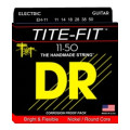 DR Strings EH-11 Tite-Fit Compression Wound Extra Heavy Electric Guitar Strings