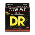 DR Strings MT-10 Tite-Fit Compression Wound Medium Electric Guitar StringsMT-10 Tite-Fit Compression Wound Medium Electric Guitar Strings