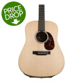 Martin DX1AE Solid Top Dreadnought Acoustic/Electric - Mahogany HPL Back and SidesDX1AE Solid Top Dreadnought Acoustic/Electric - Mahogany HPL Back and Sides