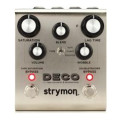Strymon Deco Tape Saturation and Doubletracker Delay PedalDeco Tape Saturation and Doubletracker Delay Pedal