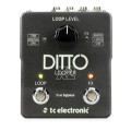 TC Electronic Ditto X2 Looper PedalDitto X2 Looper Pedal