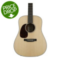 Martin Dreadnought Junior Left-Handed - NaturalDreadnought Junior Left-Handed - Natural