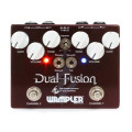 Wampler Tom Quayle Dual Fusion Overdrive PedalTom Quayle Dual Fusion Overdrive Pedal