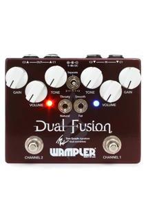 Wampler Tom Quayle Dual Fusion Overdrive Pedal