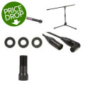 Sweetwater Accessory Pack for DynaMount Mic PositionersAccessory Pack for DynaMount Mic Positioners