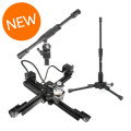 DynaMount X1-R + Triad-Orbit T1 Package - Mic Positioner, Mic Stand, and Boom