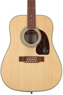 Epiphone DR-212 - Natural