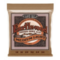 Ernie Ball PO2146 Earthwood .012-.054 Med Light Phosphor Bronze Acoustic Strings