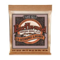 Ernie Ball PO2153 Earthwood .009-.046 Phosphor Bronze 12-String Acoustic Strings