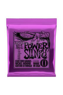 Ernie Ball 2220 Power Slinky Nickel Wound Electric Strings