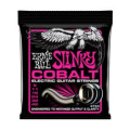 Ernie Ball 2723 Cobalt Super Slinky Electric Strings2723 Cobalt Super Slinky Electric Strings
