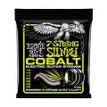 Ernie Ball 2728 Cobalt 7-string Regular Slinky Electric Strings2728 Cobalt 7-string Regular Slinky Electric Strings