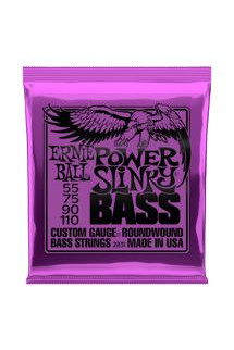 Ernie Ball 2831 Power Slinky Roundwound Bass Strings
