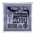 Ernie Ball 2839 Slinky Nickel Wound 6-String Baritone Strings2839 Slinky Nickel Wound 6-String Baritone Strings
