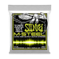 Ernie Ball 2921 M-Steel Regular Slinky Electric Strings - .010-.046