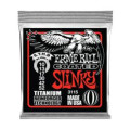 Ernie Ball 3115 Coated Skinny Top/Hvy Bottom Titanium RPS Electric Strings