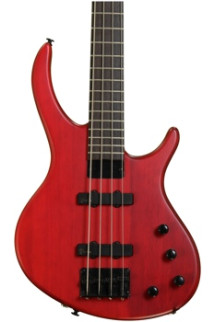 Toby Deluxe IV Bass - Transparent Red