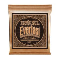 Ernie Ball 2548 Everlast Coated Phosphor Bronze Light Acoustic Strings2548 Everlast Coated Phosphor Bronze Light Acoustic Strings