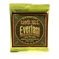 Ernie Ball 2560 Everlast Coated 80/20 Bronze Extra Light Acoustic Strings2560 Everlast Coated 80/20 Bronze Extra Light Acoustic Strings