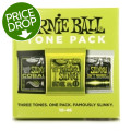 Ernie Ball Regular Slinky Electric Guitar Tone PackRegular Slinky Electric Guitar Tone Pack
