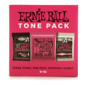 Ernie Ball Super Slinky Electric Guitar Holiday Tone PackSuper Slinky Electric Guitar Holiday Tone Pack