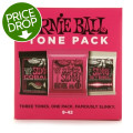 Ernie Ball Super Slinky Electric Guitar Tone PackSuper Slinky Electric Guitar Tone Pack