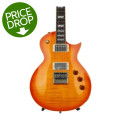 ESP LTD EC-1000FM EverTune, Sweetwater Exclusive, Plek'd, Bone Nut Upgrade - Vintage Honey BurstLTD EC-1000FM EverTune, Sweetwater Exclusive, Plek'd, Bone Nut Upgrade - Vintage Honey Burst