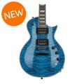 ESP LTD EC-1000QM Piezo - See Thru BlueLTD EC-1000QM Piezo - See Thru Blue