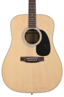 Takamine EF360GF Glenn Frey Dreadnought Acoustic/Electric - Natural