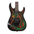 ESP George Lynch Signature - Skull and SnakesGeorge Lynch Signature - Skull and Snakes