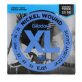 D'Addario EJ21 Nickel Wound Jazz Light (wound 3rd) Electric StringsEJ21 Nickel Wound Jazz Light (wound 3rd) Electric Strings