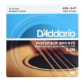 D'Addario EJ38 Phosphor Bronze Light 12-String Acoustic StringsEJ38 Phosphor Bronze Light 12-String Acoustic Strings