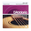 D'Addario EJ38H Phosphor Bronze High Strung Nashville Acoustic Strings